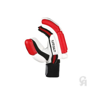CA 15000 Batting Gloves (Red)