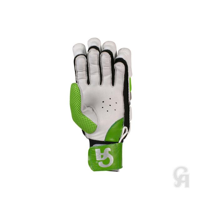 CA Big Bang batting gloves back view