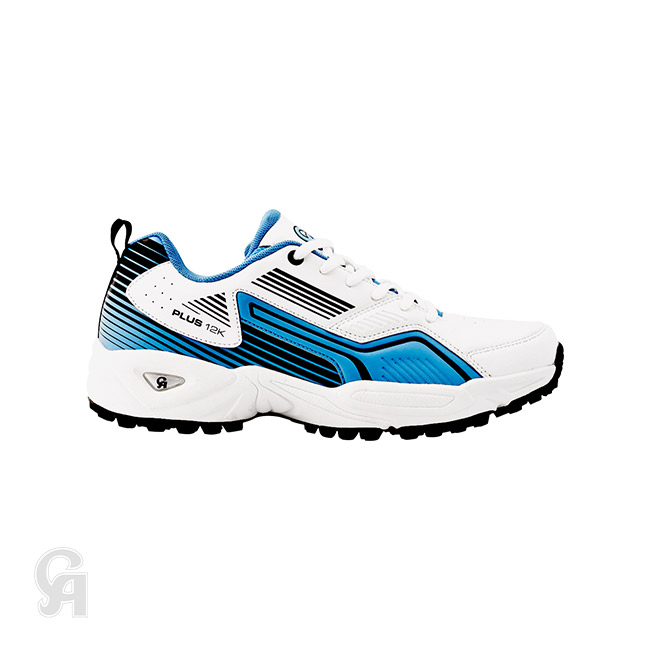 b6a12e660162 CA Plus 12k Cricket Shoes (Blue)