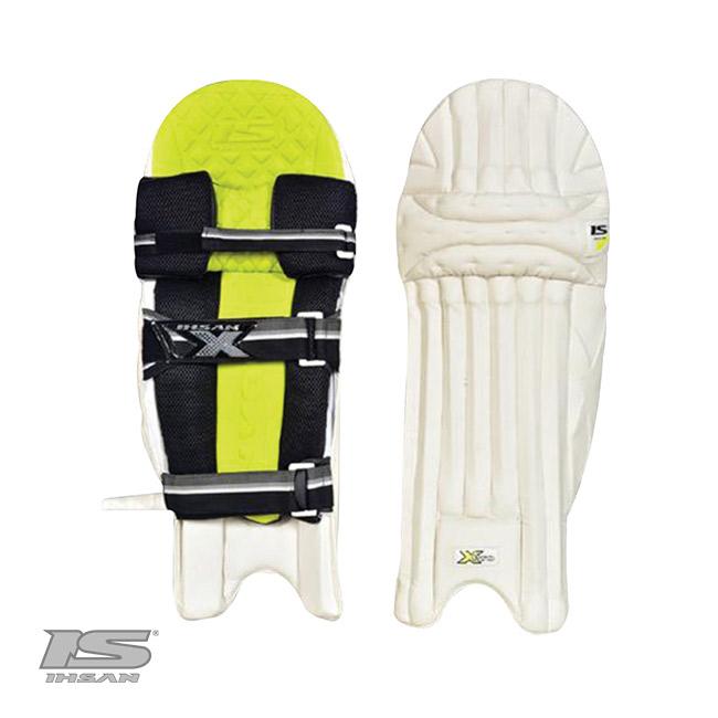 Pads CA Plus 15000 Batting Pads Pro Level Cricket
