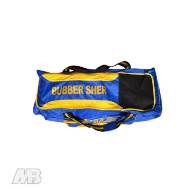 MB Malik Bubber Sher Kit Bag (Blue) Bottom View