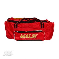 MB Malik Bubber Sher Kit Bag (Red) Side View