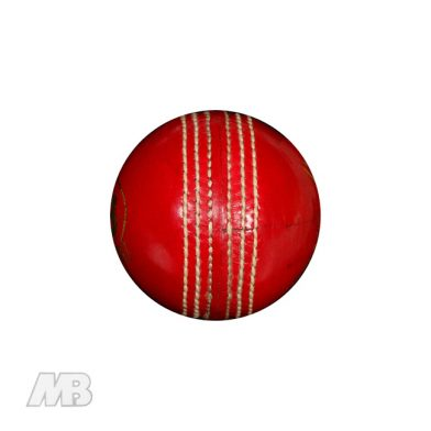 MB Malik Cricket Ball Side View