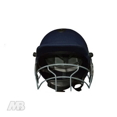 MB Malik Gladiator Batting Helmet Front View