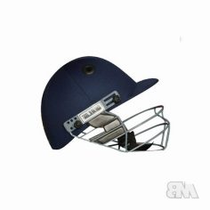 MB Malik Gladiator Batting Helmet Side View