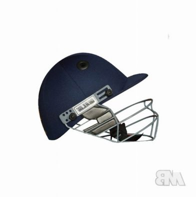 MB Malik Gladiator Batting Helmet Side View
