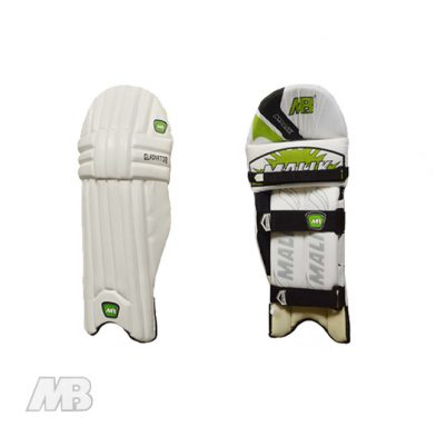 MB Malik Gladiator Batting Pads