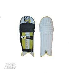 MB Malik LALA Edition Batting Pads Front And Back View