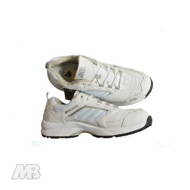MB Malik Limited Edition Cricket Shoes Top View