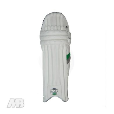 MB Malik Reserve Edition Batting Pads Front View