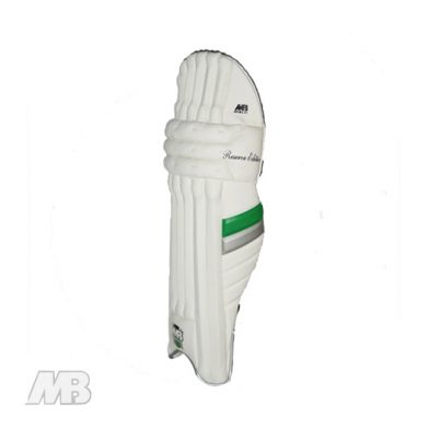 MB Malik Reserve Edition Batting Pads Side View
