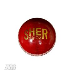 MB Malik Sher Cricket Ball