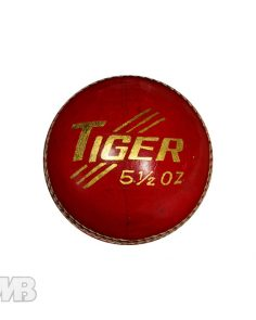 MB Malik Tiger Cricket Ball